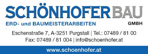 Schönhofer Bau